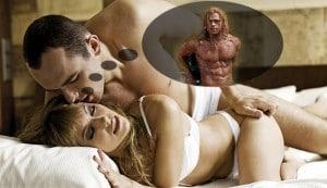 fantasizing during sex
