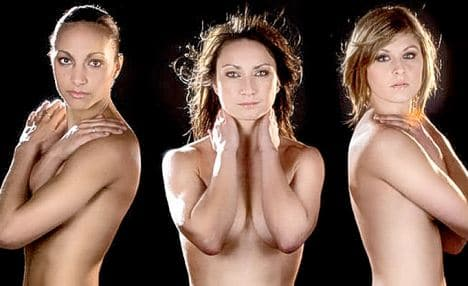 Fay masterson nude photos