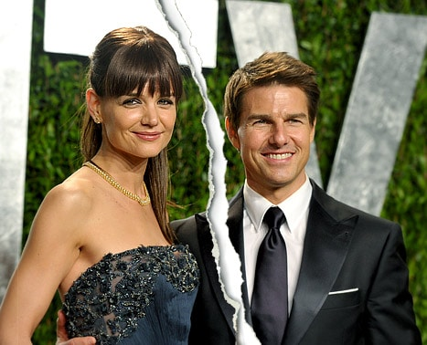Cruise  Katie Split on Katie Holmes And Tom Cruise Split