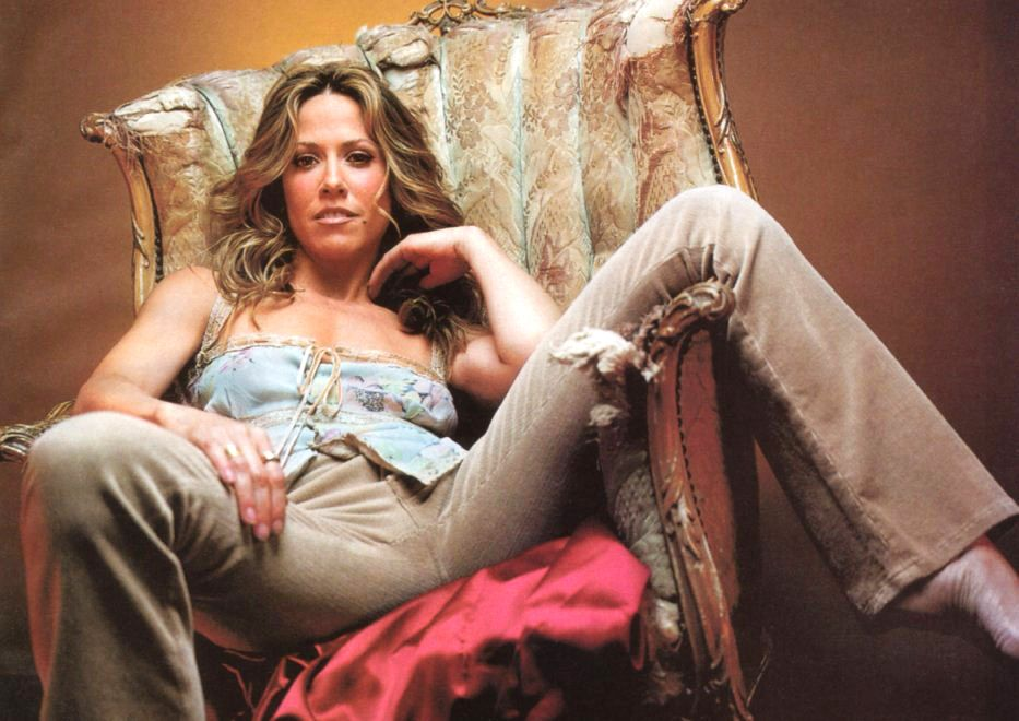 sheryl crow real gone перевод
