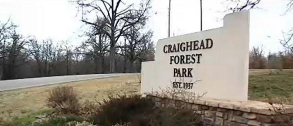 Craighead Forest Park