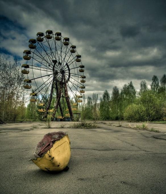 Chernobyl 25 years later
