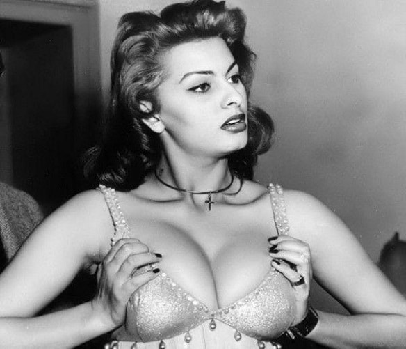 Sophia Loren could be president of Italy