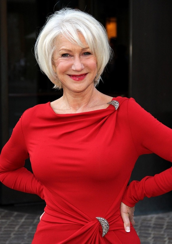 Helen Mirren told drummers to stop drumming outside the theatre