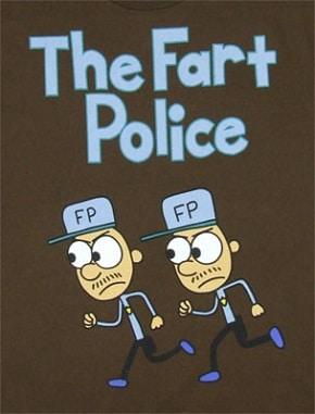 Fart Police
