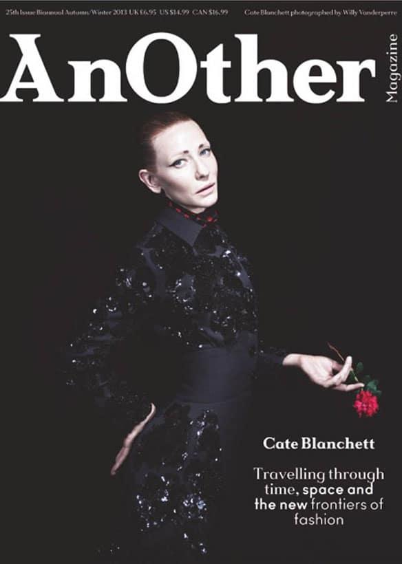 Cate Blanchett Another magazine