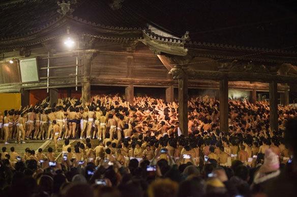 Hadaka Matsuri Festival