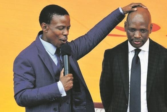 Pastor Paseka Mboro Motsoeneng